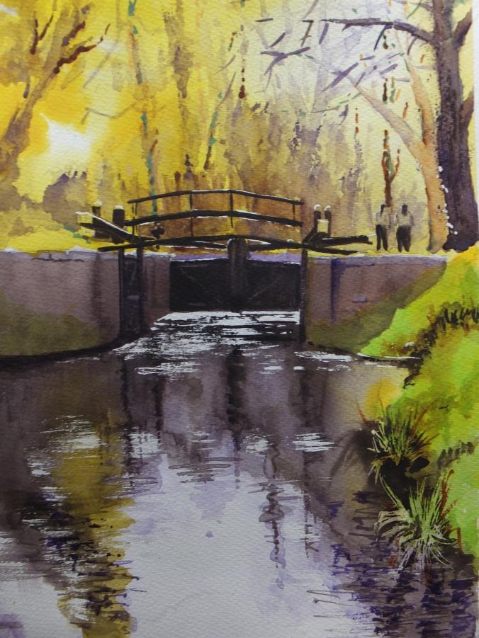 Lock_Gates_Basingstoke_Canal