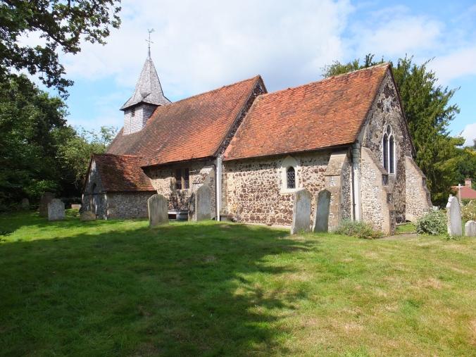 Pyrford Parish Church