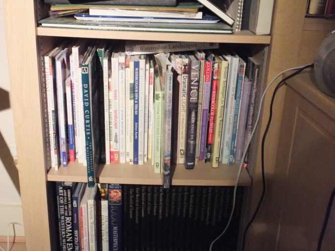 Some of my reference books