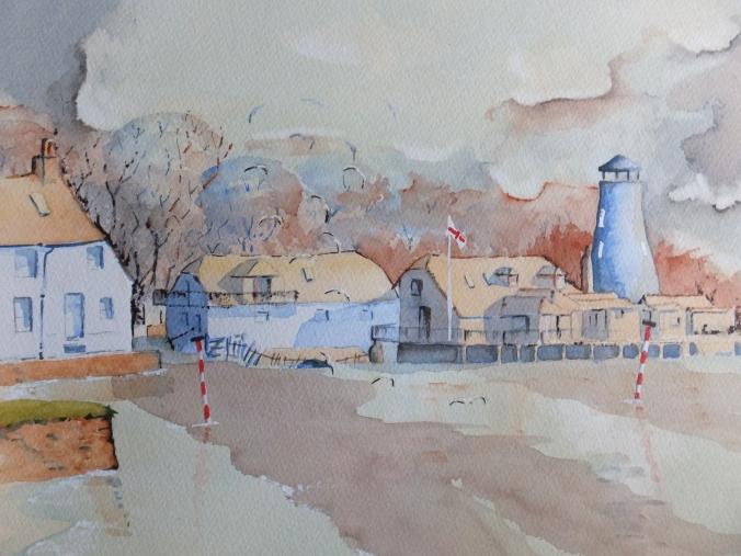 Langstone Harbour & Mill