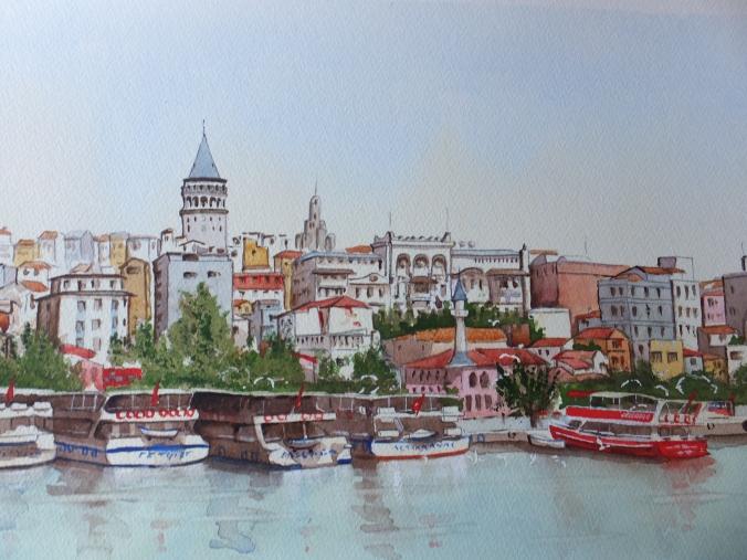Istanbul Bosphorus Waterfront