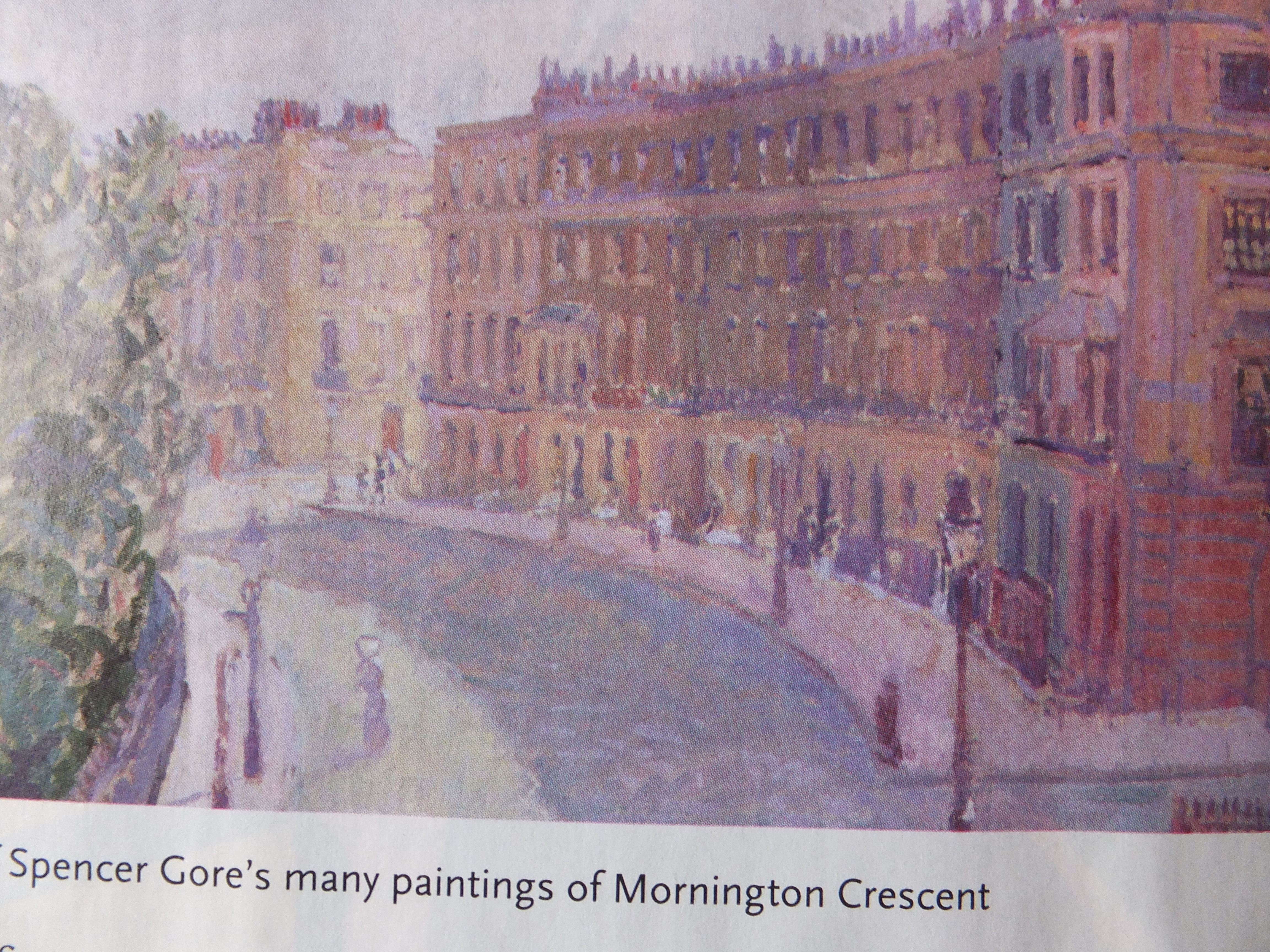 Mornington Crescent by Spencer Gore