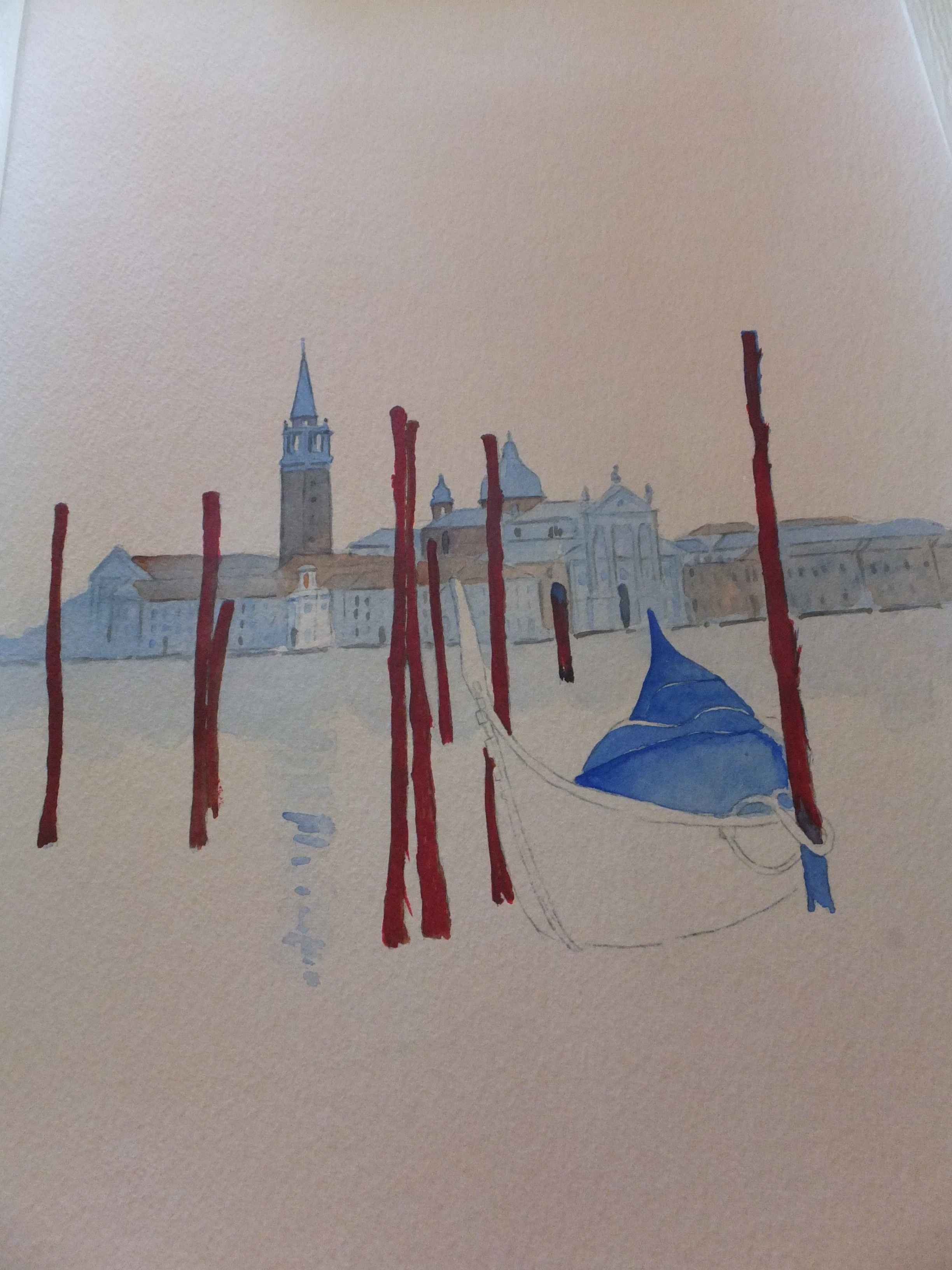 Venice painting to date
