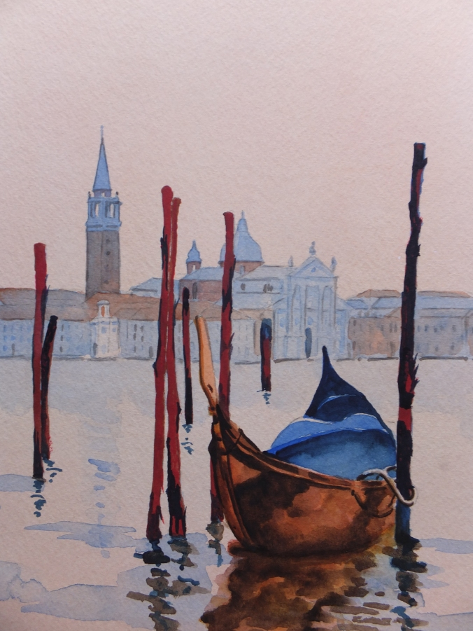 Venice Painting Completed
