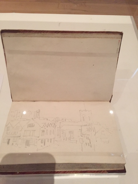 Turner's Sketch Book