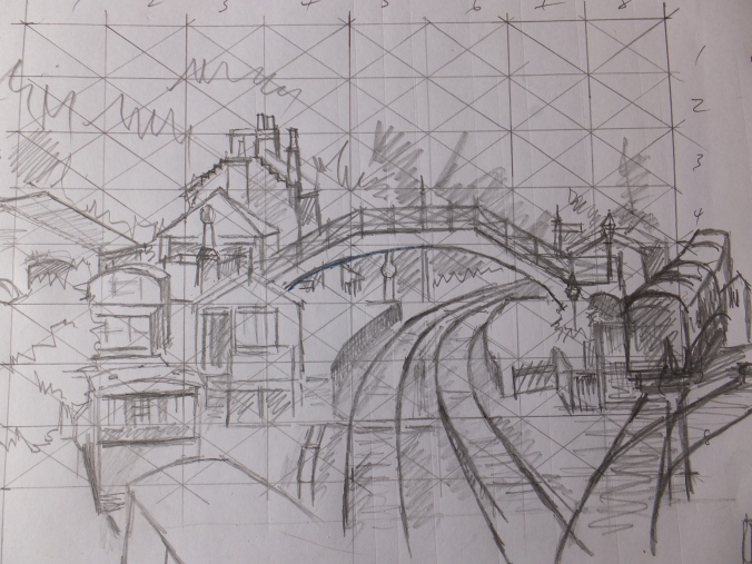 Goathland Drawing