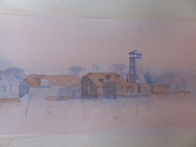 Langstone Mill Part Finished